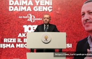 Erdoğan Akşener'e yüklendi!