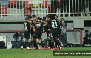 Süper Lig: Altay: 2 - Beşiktaş: 1 (Maç sonucu)