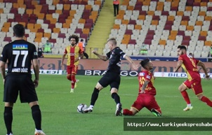 Süper Lig: Yeni Malatyaspor: 0 - DG Sivasspor: 1