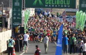 Uluslararası Gelibolu Maratonu koşuldu