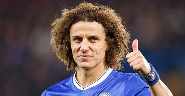 David Luiz'le bizzat görüştü
